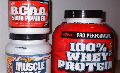 BCAA: Aminoácidos Ramificados ¿Tomarlos?