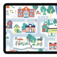 Lo último de los creadores de 'Alto's Odyssey' es un juego para niños: 'Pok Pok Playroom' ya está disponible en App Store