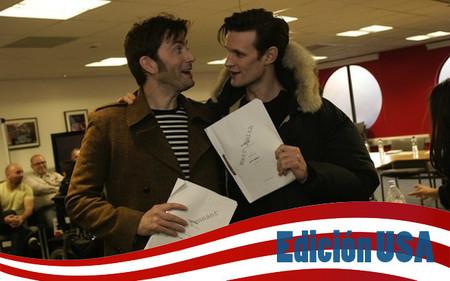 Edición USA: el récord de 'Doctor Who', los espectadores de Red John y 'Glee' se desmorona