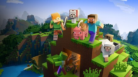 Minecraft Xbox Series
