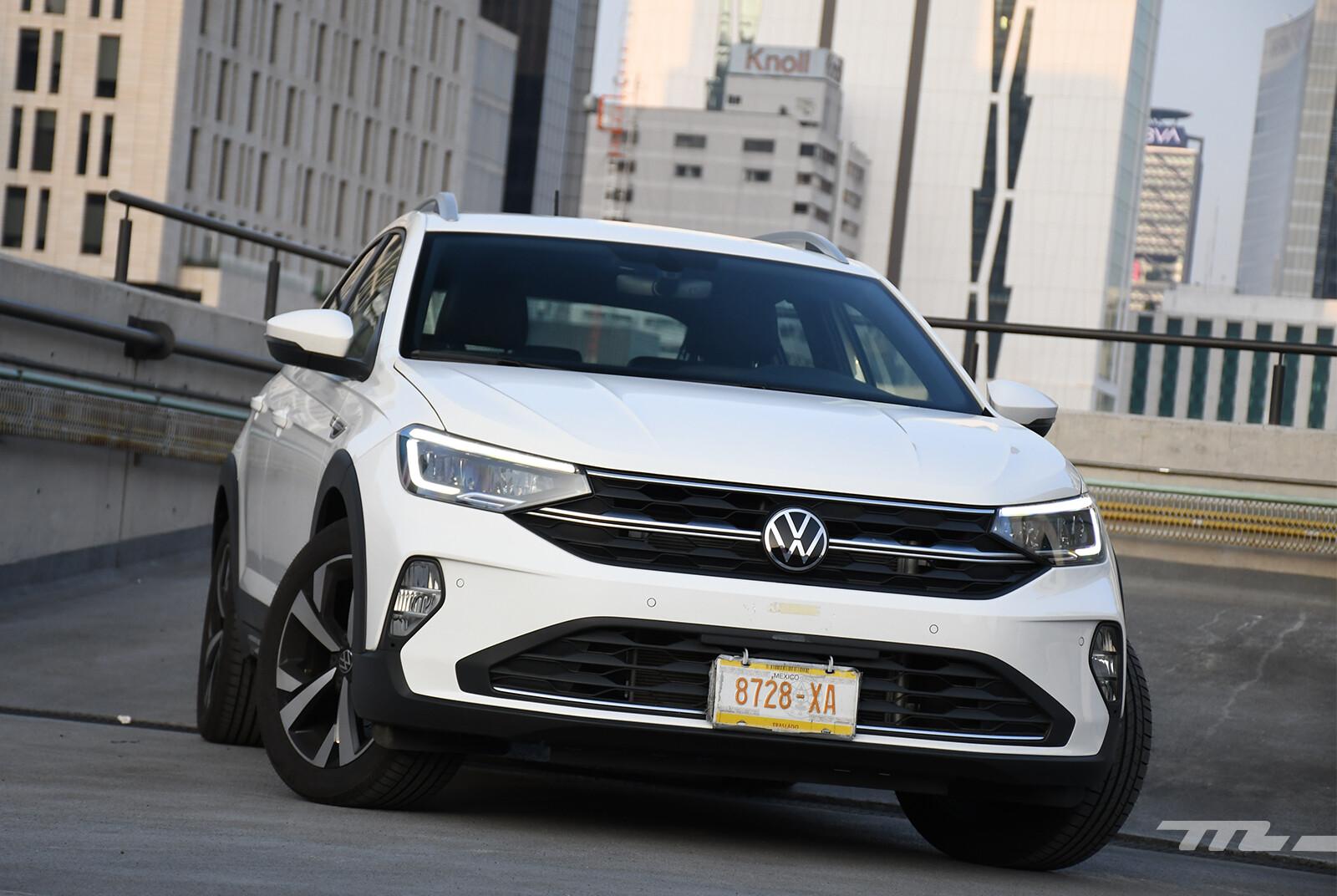 Foto de Volkswagen Nivus (prueba) (2/32)