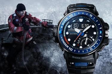 La hora de los hombres de la mar: Casio G-Shock Gulfmaster GWN-Q1000