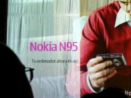 Nokia N95, oficialmente presentado hoy en Madrid
