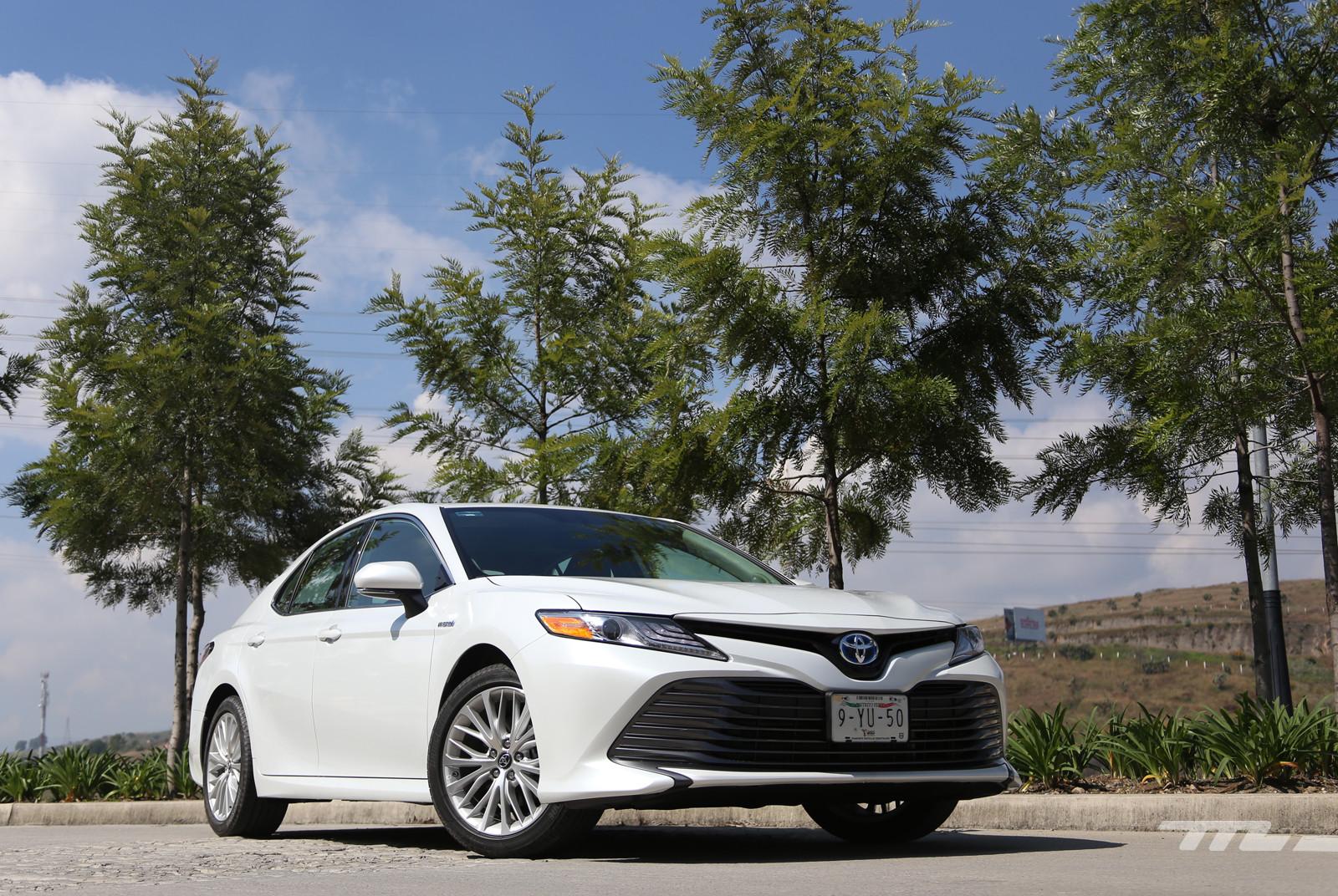 Foto de Toyota Camry Hybrid (prueba) (7/21)