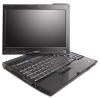 Lenovo ThinkPad X200 Tablet PC y T400s, con pantallas multitáctiles