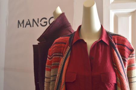 Mango avance colección Otoño 2014