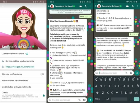 Susana Distancia Whatsapp Mexico