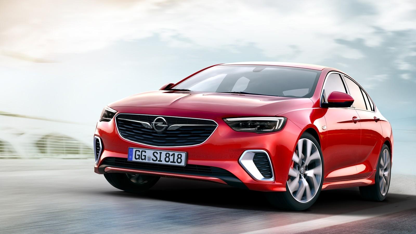 Foto de Opel Insignia GSi 2018 (3/7)
