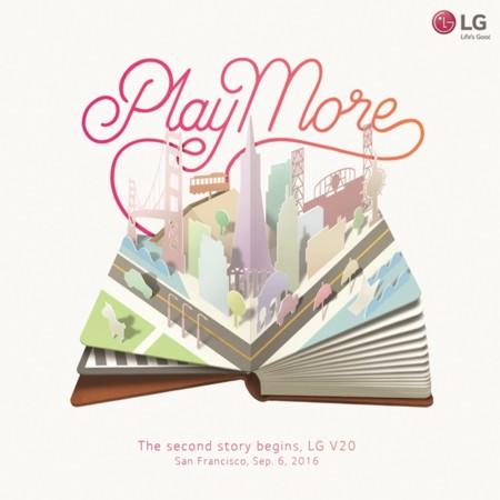 LG V20 a la vista: el primer móvil con Android Nougat será revelado el 6 de septiembre