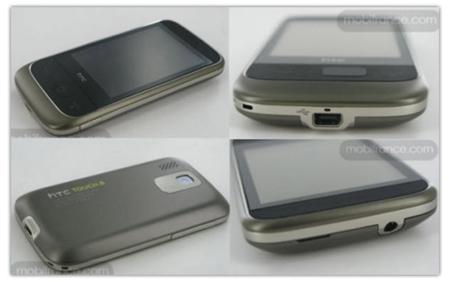 HTC Rome se deja ver como Touch.B, contará con sistema operativo BrewMP