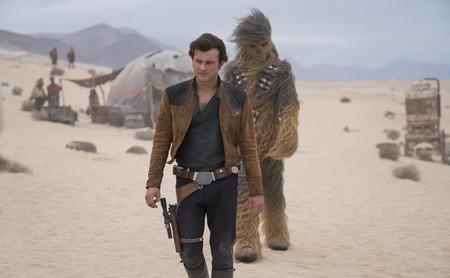 'Han Solo: Una historia de Star Wars', efectiva aventura de corte clásico donde se echa en falta protagonistas más carismáticos