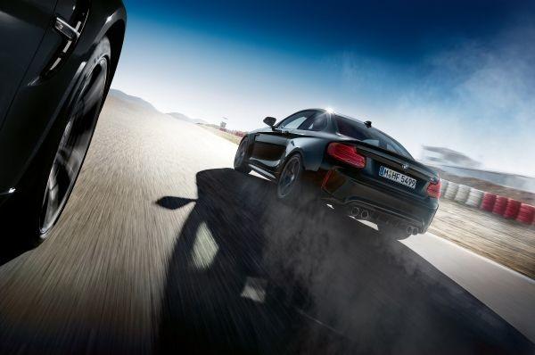 Foto de BMW M2 coupé Black Shadow Edition (7/8)