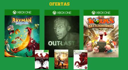 Xbox Game Store: ofertas de la semana - del 14 al 20 de octubre