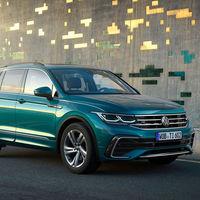 Volkswagen Tiguan 2020: el SUV superventas alemán se renueva estrenando versión híbrida enchufable y un Tiguan R