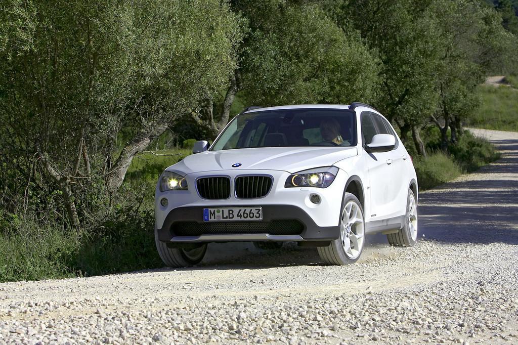 Foto de BMW X1 (48/120)