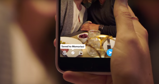 ¿Lo efímero pasó de moda? Memories de Snapchat permite guardar y redifundir snaps