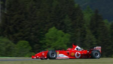 Schumacher Austria F1 2003