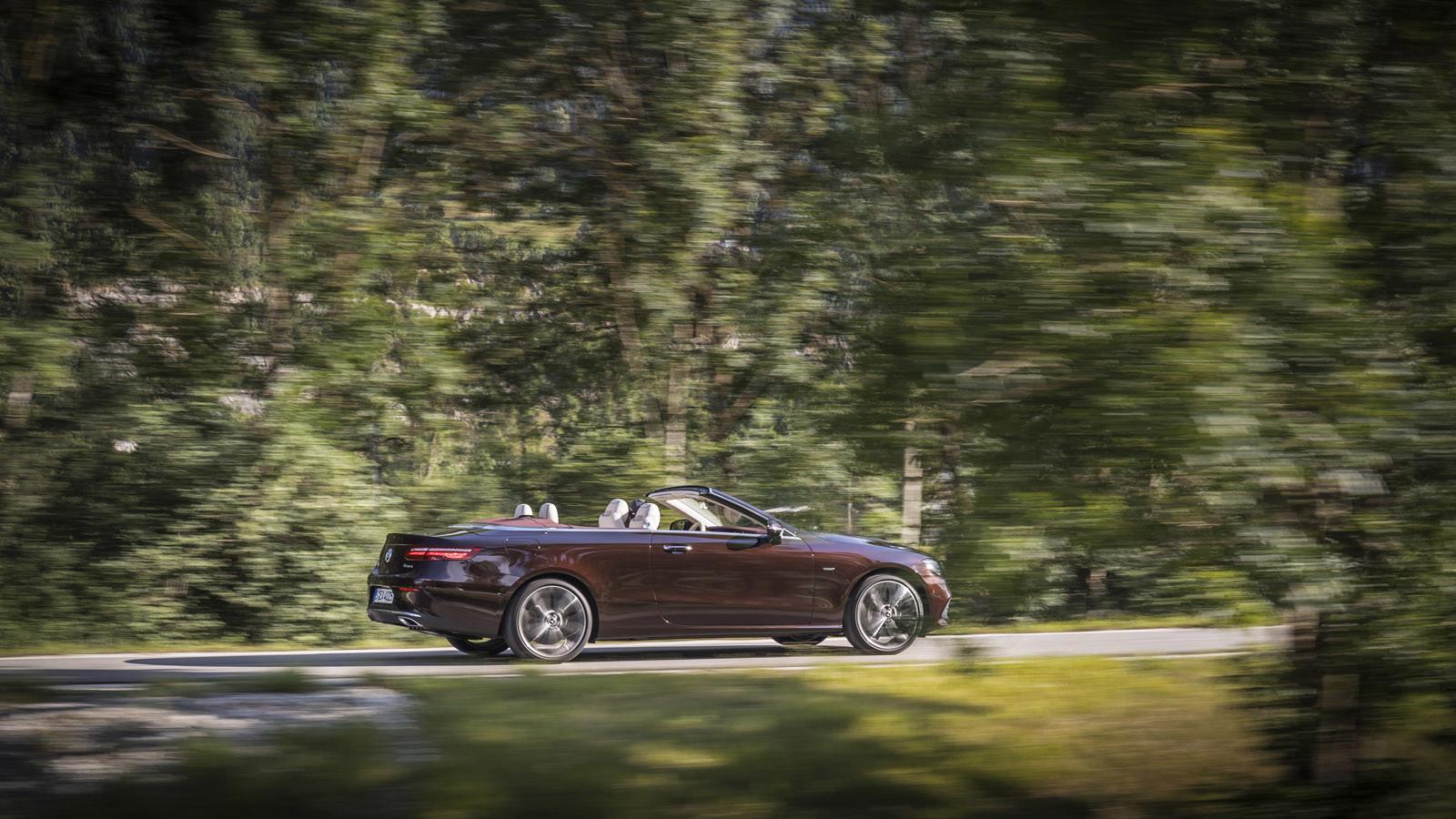 Foto de Mercedes-Benz Clase E Cabrio, toma de contacto (47/156)