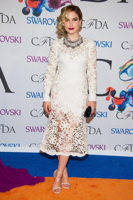 Sophia Bush CFDA Awards 2014