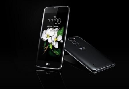 El nuevo LG K7 llega a México y la compañía sigue apostando por la gama media
