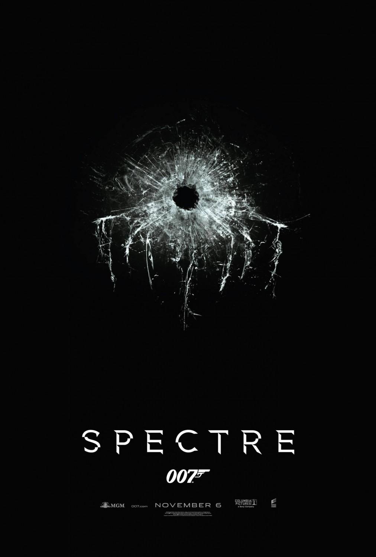 Foto de 'Spectre', carteles de la nueva película de James Bond (1/8)
