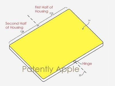 Más patentes lo sugieren: el iPhone plegable no es ninguna utopía