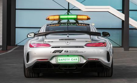 Mercedes AMG GT R Safety Car Fórmula 1 2018