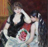 """La """"Pasión por Renoir"""" en el Museo del Prado"""