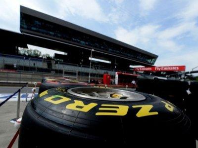 Pirelli mantiene el blando y el medio para Monza