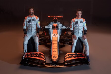 ¡Precioso! Así luce la nueva decoración que el equipo McLaren de Fórmula 1 llevará en el Gran Premio de Mónaco