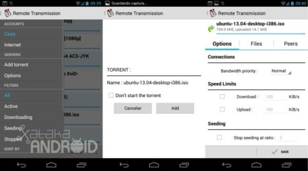 Remote Transmission
