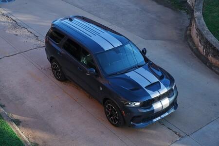 Produccion Del Dodge Durango Srt Hellcat Esta Vendida 5