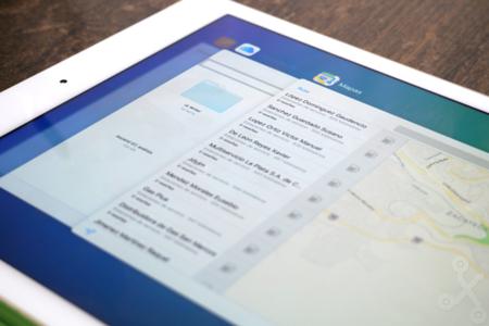 Así es iOS 9 en el iPad, la promesa de una mayor productividad