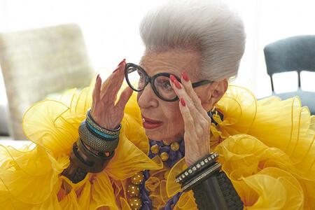 H&M hace pública su próxima colaboración con la icónica Iris Apfel como máxima protagonista