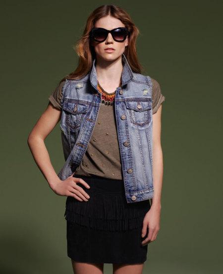SuiteBlanco jeans Primavera-Verano 2013
