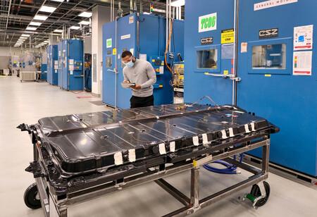 General Motors extraerá su propio litio en California para baterías de coches eléctricos