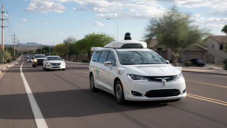 Así son los taxis sin conductor de Waymo, en vídeo: el servicio de coches autónomos bajo pedido ya está en marcha