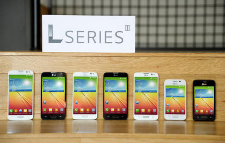 LG presentará la tercera generación de sus LG L en el MWC