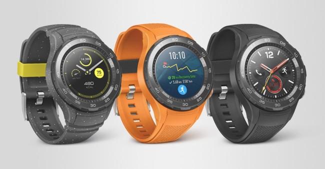Huawei Watch 2 (2018): la nueva versión del reloj inteligente de Huawei que muestra el lento avance de Wear OS