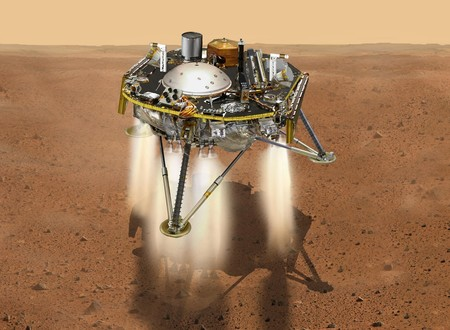 Nasa Insight Landing