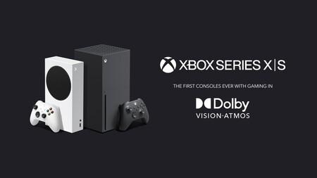 La Xbox Series X y Series X reciben el soporte para Dolby Vision para formar un duo vencedor junto a Dolby Atmos