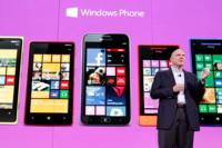Steve Ballmer: las ventas de Windows Phone son cuatro veces superiores a las de 2011