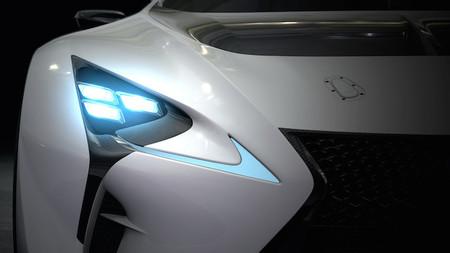 """LEXUS y Alpine ya tienen sus creaciones para el programa """"Vision Gran Turismo"""""""