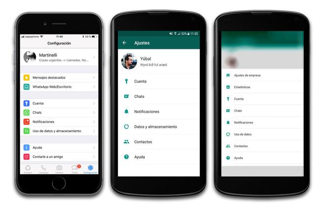 Aspecto Whatsapp Para Empresas