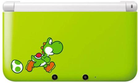 Nintendo también le dedica una 3DS XL a Yoshi