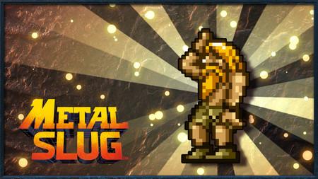 Thank you! No uno, dos nuevos juegos de 'Metal Slug' llegarán este 2020: uno a consolas y otro a smartphones