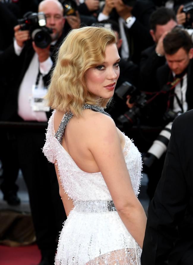 Festival De Cannes 2018 Lea Seydoux 1