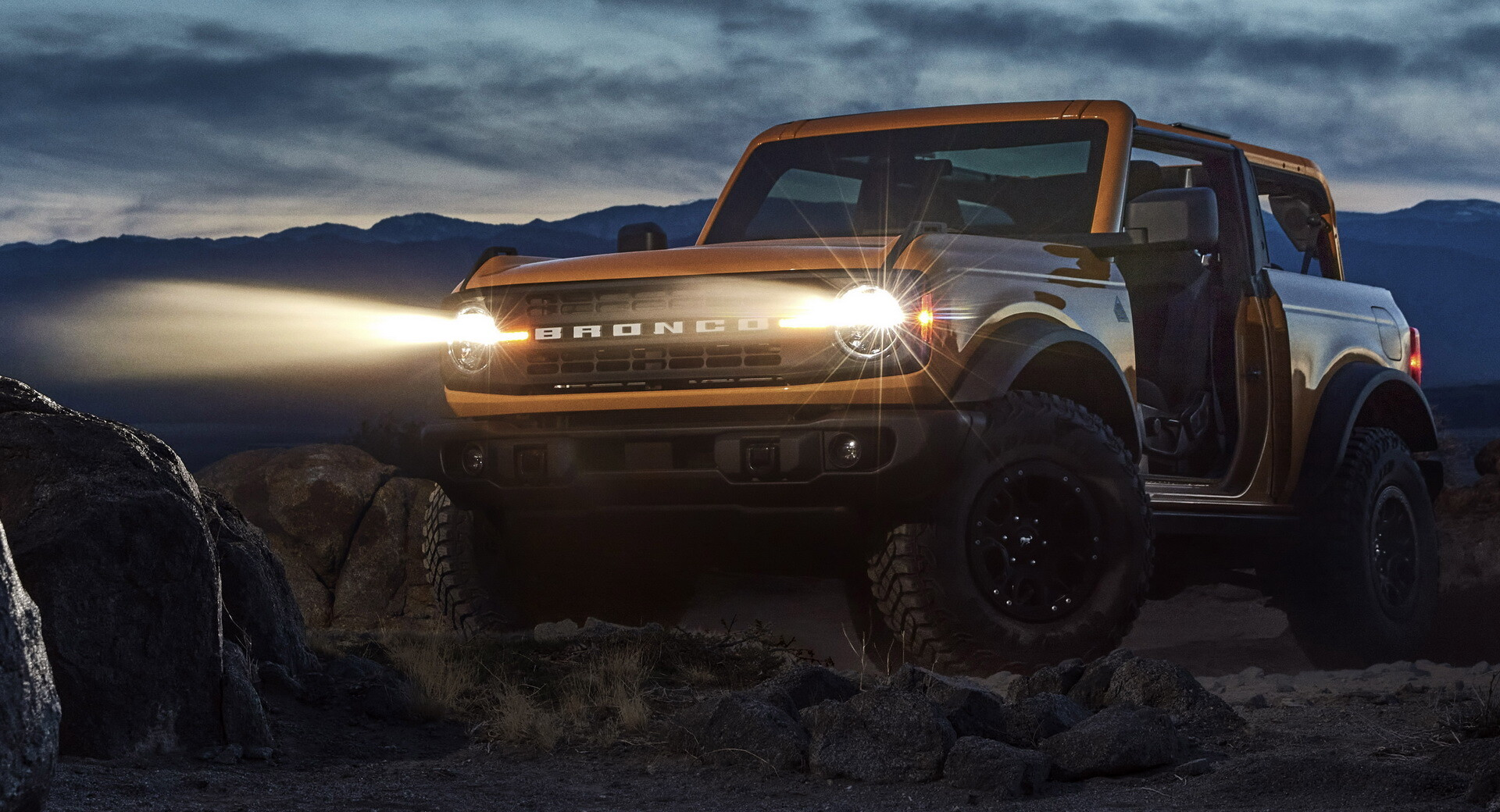 Foto de Ford Bronco (5/30)