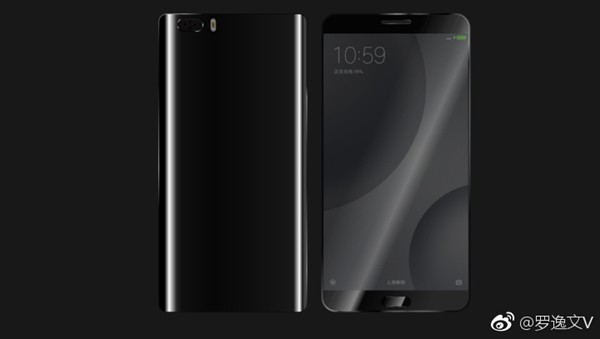 Xiaomi Mi 6: nuevos renders muestran un flamante diseño que nos recuerda al Mi Note 2