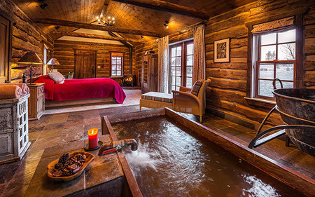 Dunton Hot Springs 2 Chalet Dent Blanche 4 Mejores Cabananas De Montana Del Mundo
